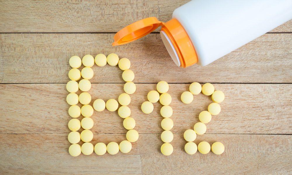 witamina b12 kapsułki i tabletki